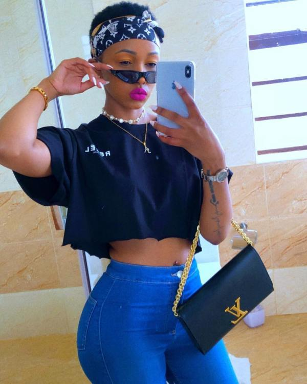 Huddah Monroe The Boss Chick
