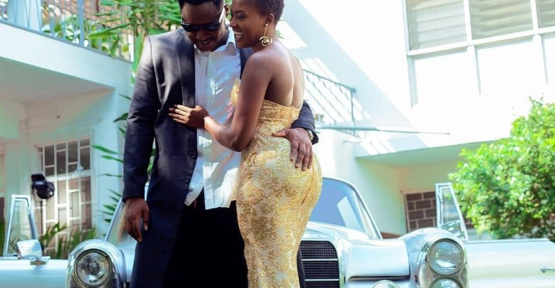 Image result for photos of Medikal and Fella Makafui in Ayekoo