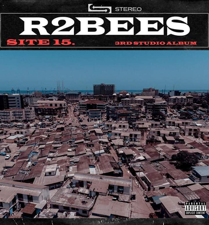 DOWNLOAD: R2bees 'Site 15' Album