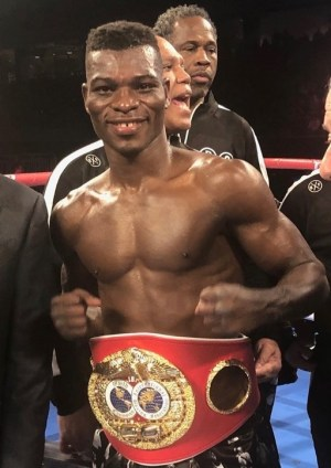 Richard Commey wins IBF World title over Isa Cheniev