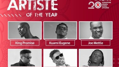 VGMA 2019 nominees