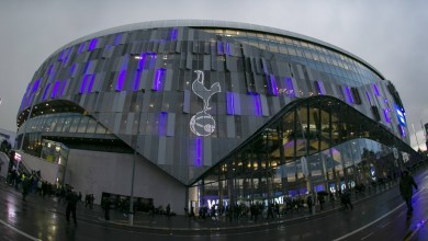 White Hart Lane Stadium