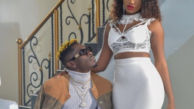 Wendy Shay Shatta Wale Stevie Wonder video