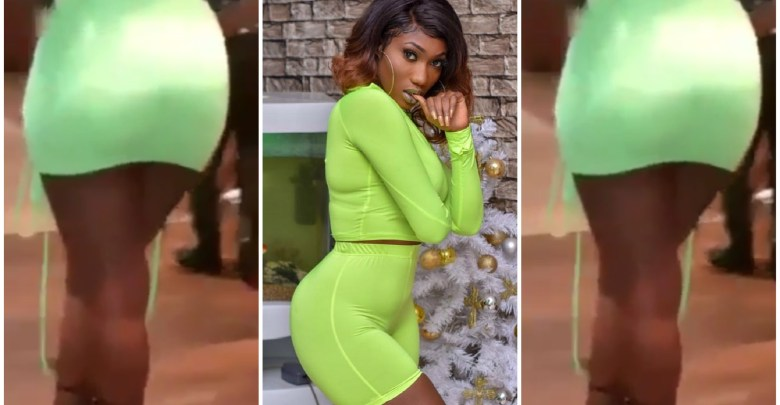 Wendy Shay curves vgma 20