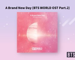 A Brand New Day BTS World OST 2
