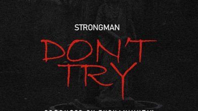 Strongman Burner Dont Try