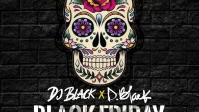 DJ Black D-Black Black Friday
