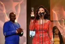 Serwaa Amihere at RTP Awards 2019