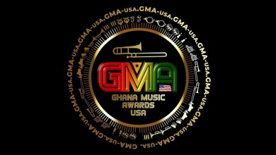 Ghana Music Awards USA logo