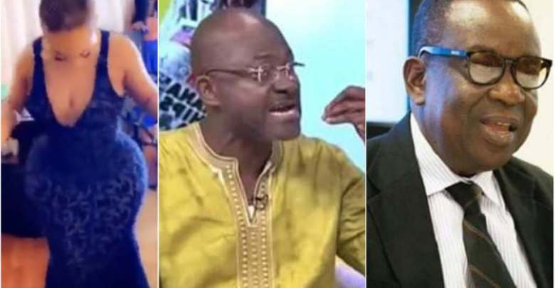 Kennedy-Agyapong Kan-Dapaah Chantelle video