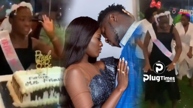 Medikal Fella Bridal Shower wedding