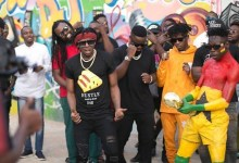 R2bees Yawa Sarkodie video