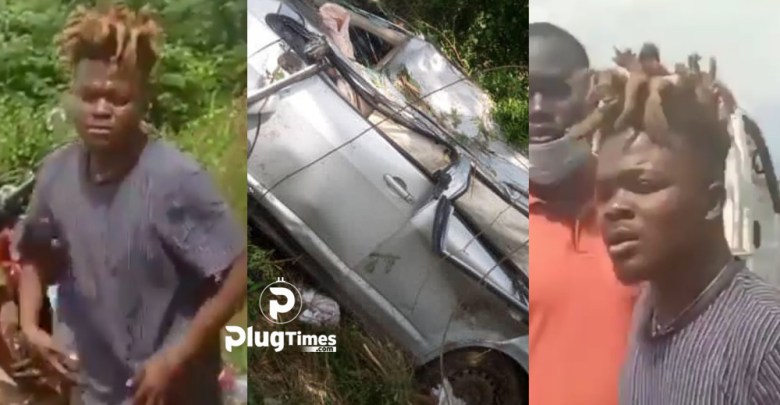 Quamina MP accident