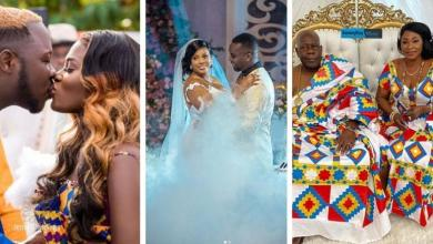 2020 Celebrity Wedding Famous People Ghana