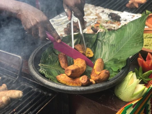 Ghana barbecue association networing event