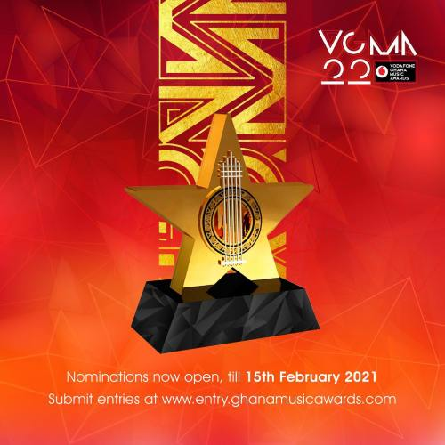 Ghana Music Awards Call for 2021 Nominations