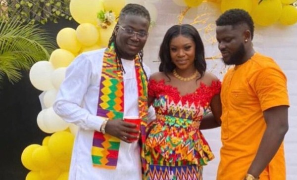 Wisa Greid Anabella Bellaa Tee wedding marriage