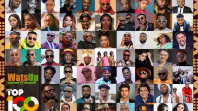 2021 Top 100 African Musicians list announced by WatsUp TV