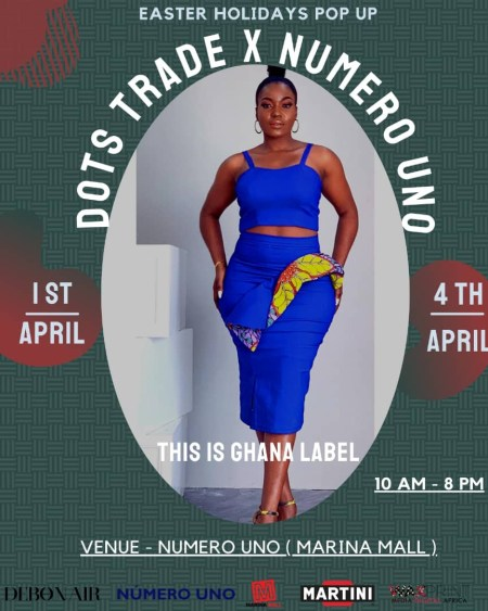 Easter Fashion Pop-up