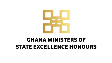 Ghana Ministers of State Excellence Honours