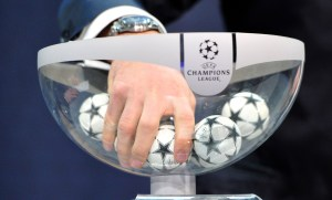 2021-22 UEFA Champions League UCL Group Stage Draw