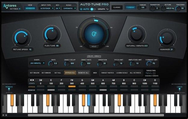 Auto Tune Artist v2.3 Crack Mac & Windows + VST Download