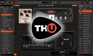 Overloud TH-U Full V1.1.8 (Win) + Crack Latest Version Free
