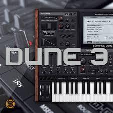 Synapse Audio DUNE 3.2.0 VST Crack for Mac & Win Full Torrent