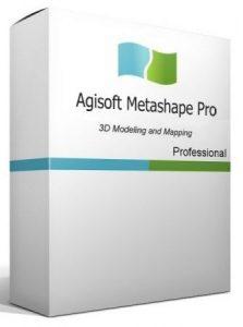 Agisoft Metashape Professional 1.7.3 Build 12337 Crack [Latest] Download