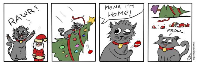 christmas mena