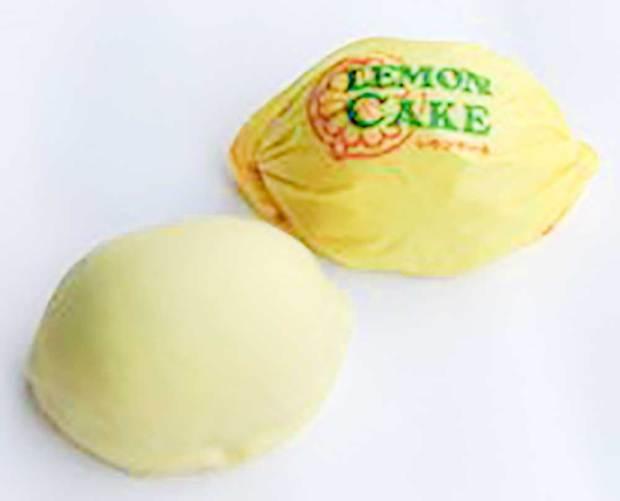 鈴屋のレモンケーキ