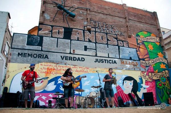 Barcelona por Ayotzinapa