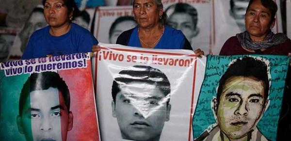 mamás ayotzinapa