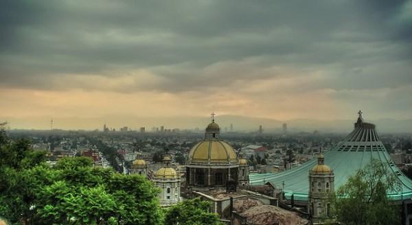 Panorámica de la Ciudad de México. Foto: Eneas de Troya