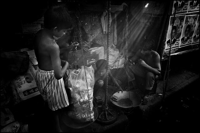 Trabajo infantil. Foto: Zoriah