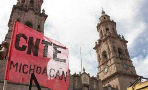CNTE Michoacán