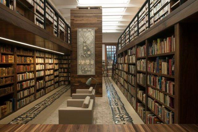 Biblioteca personal Monsivais