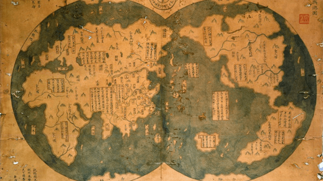 Mapa chino