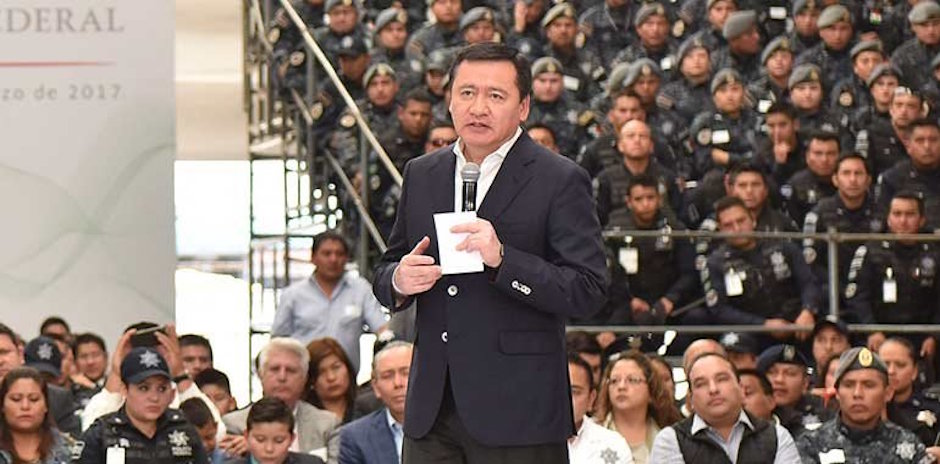 Osorio Chong federal