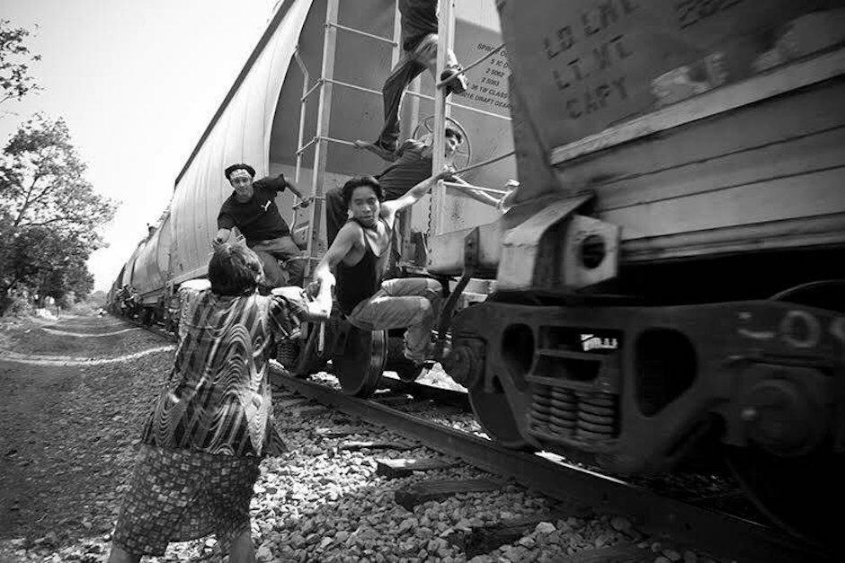 sobrevivir patronas migrantes caravana migrante
