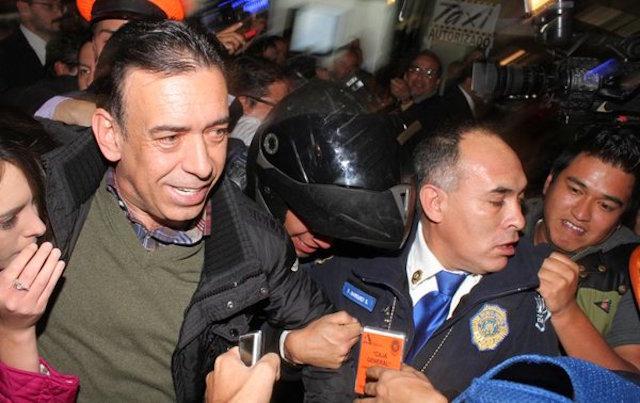 Moreira liberado