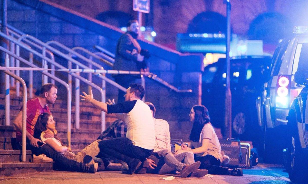 Manchester atentado
