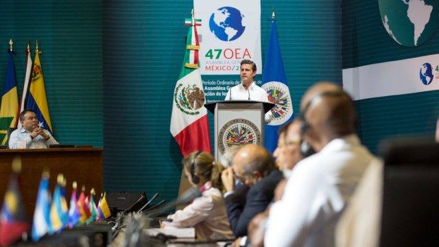 OEA Venezuela