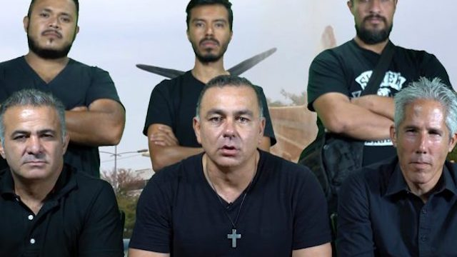Quintana Roo Autodefensa, Carlos Mimenza, autodefensa cancún, autodefensa,