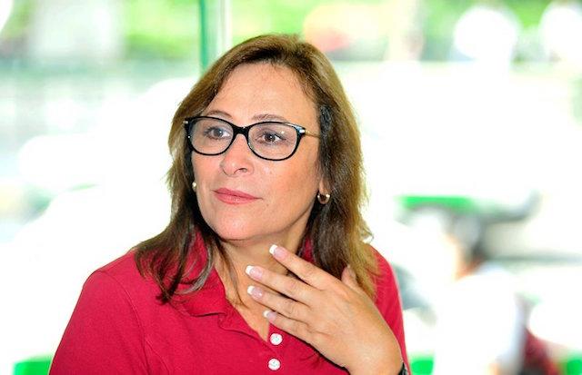 Eva Cadena y Rocío Nahle