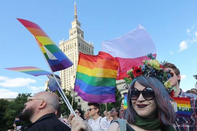 LGBT Polonia_