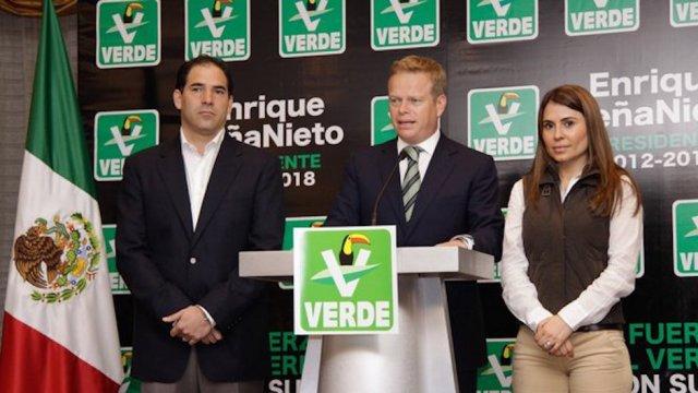 Partido Verde considera entrar al Frente Amplio Democrático elecciones de 2018