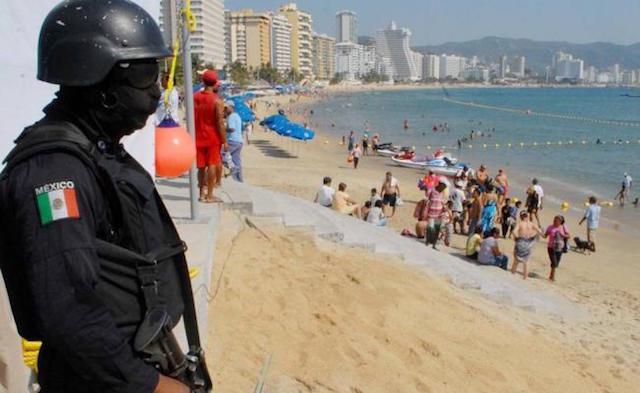 Acapulco ciudad violenta América Latina