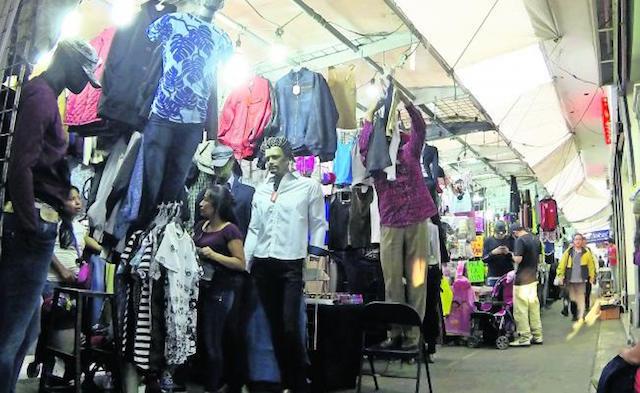 CDMX comercio informal
