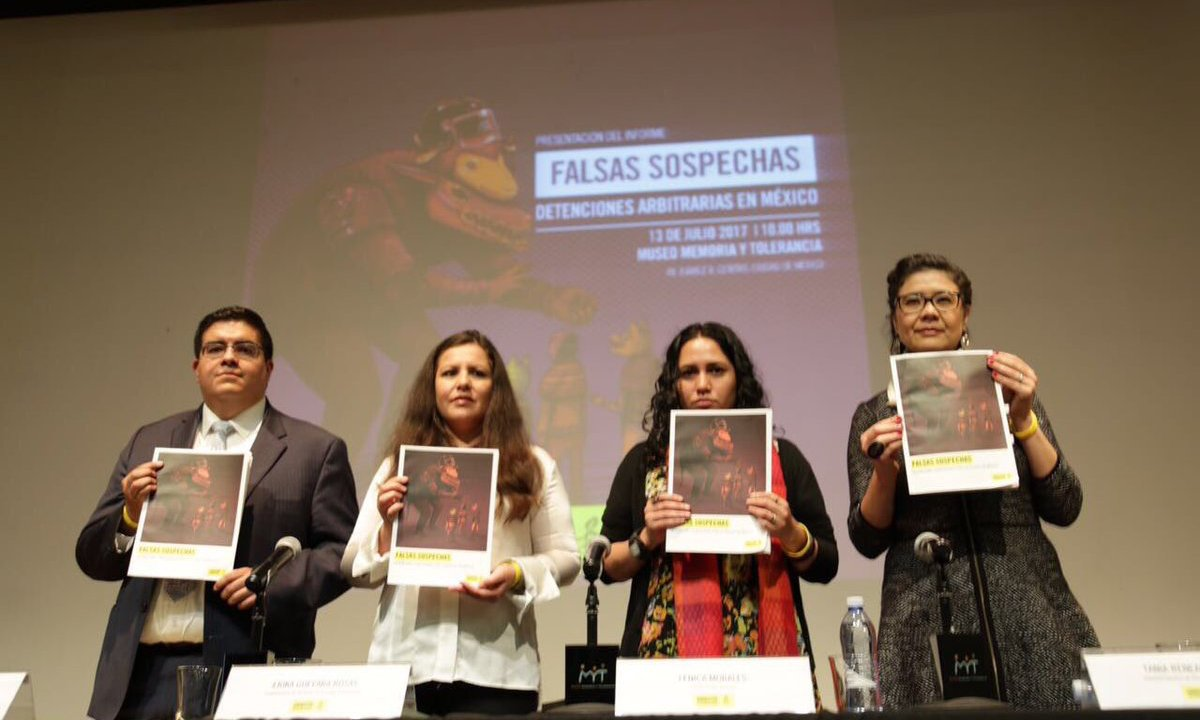 amnistía, presentación, informe Amnistía, amnistía internacional, museo memoria, museo